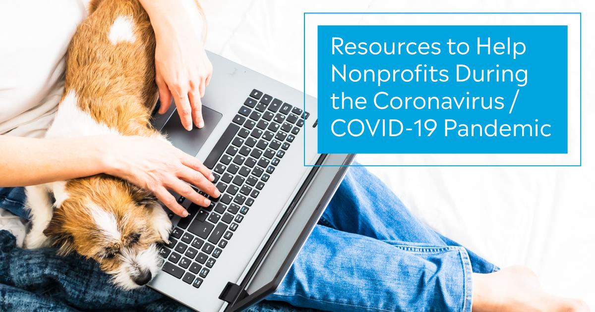 resources to help nonprofits